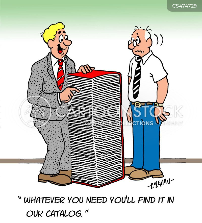drop shipping cartoon