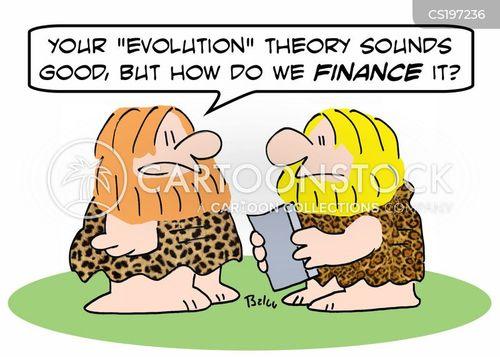 paleontologists cartoon
