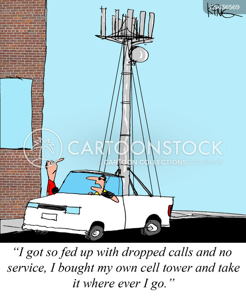 cell coverage cartoon