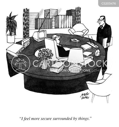 managing director cartoon