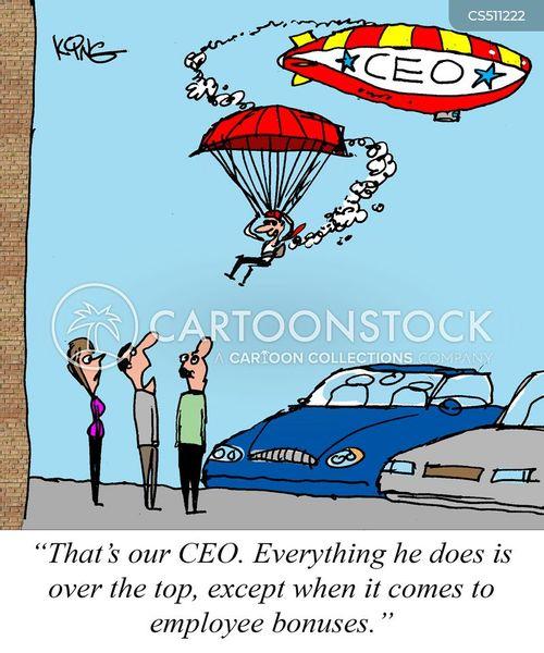 ungenerous cartoon