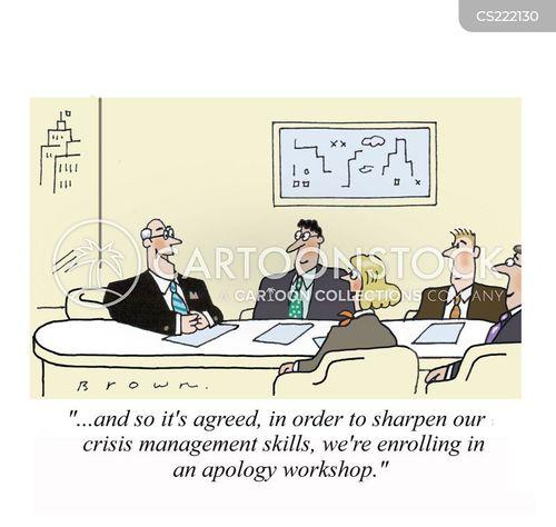 corporatism cartoon