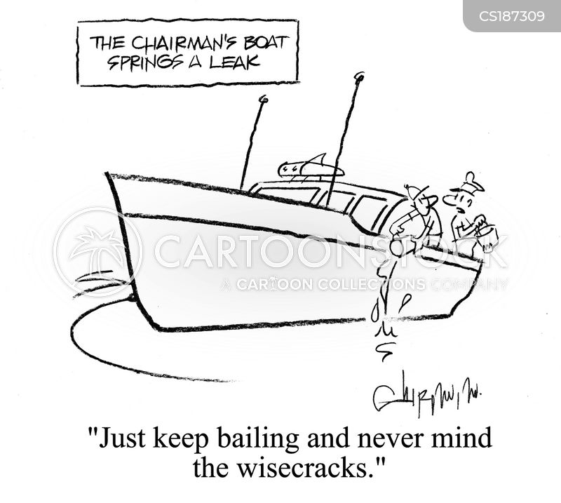 wisecracks cartoon