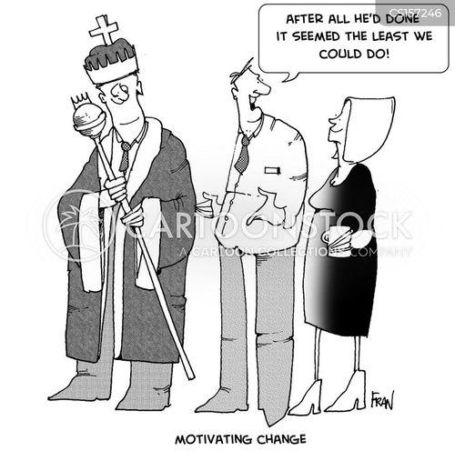 personnel training cartoon