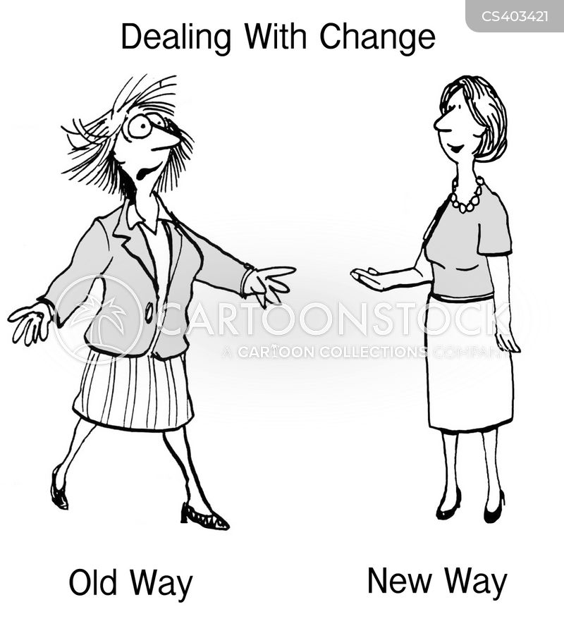 coping with change Dealing with change is part of life life changes happen and how is it working for you.