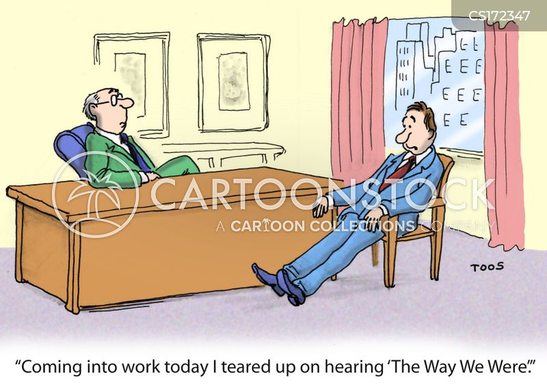 employee benefits cartoon
