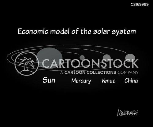 economic powers cartoon