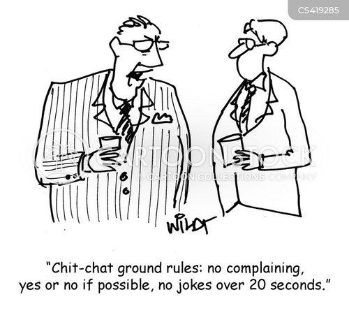 ground rule cartoon