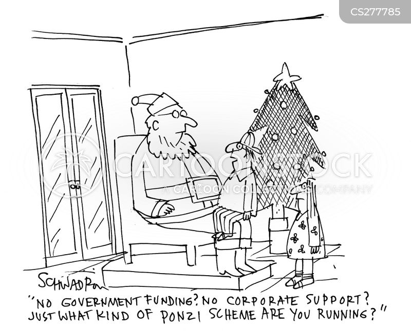 government fund cartoon