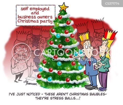 bauble cartoon