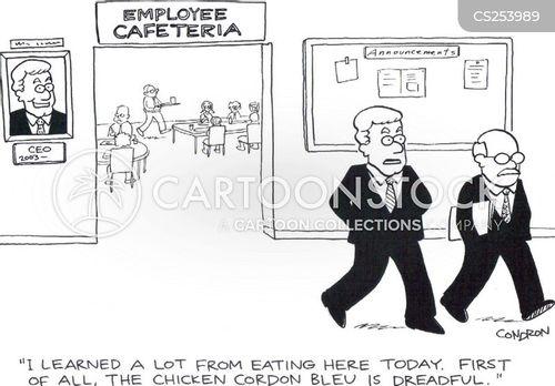 executive culture cartoon