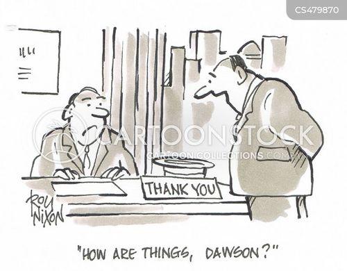 tipping jar cartoon