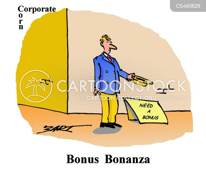 bonanzas cartoon