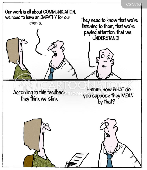 constructive feedback cartoon