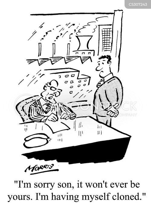 handed down cartoon