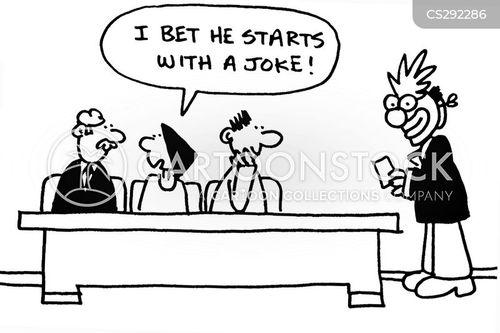 job place cartoon