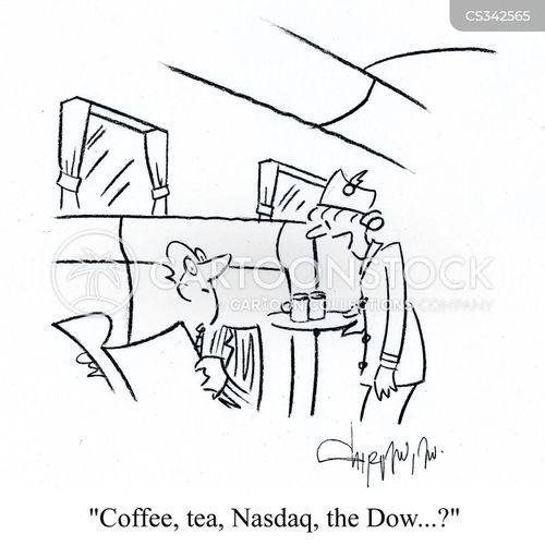 the dow cartoon