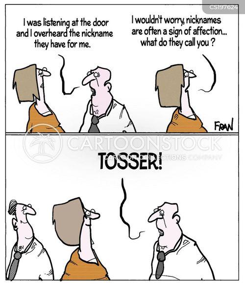 nick-names cartoon