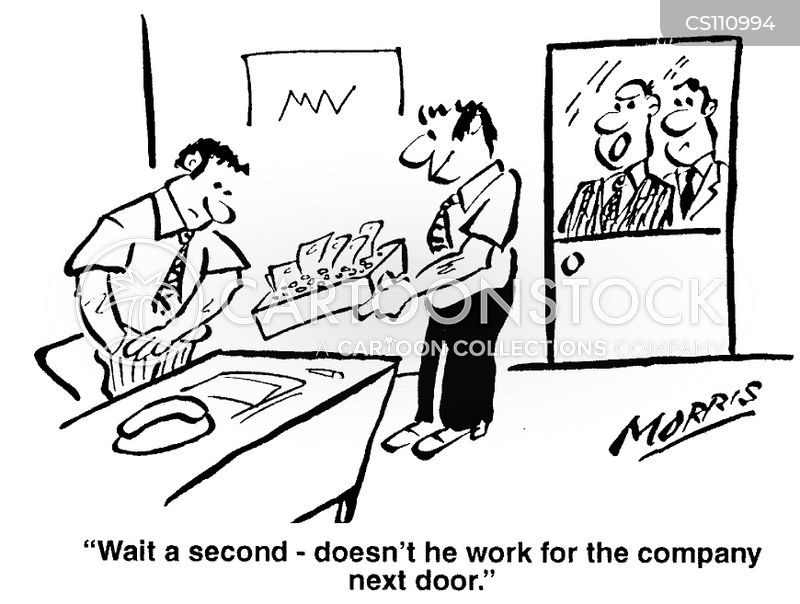 office collections cartoon