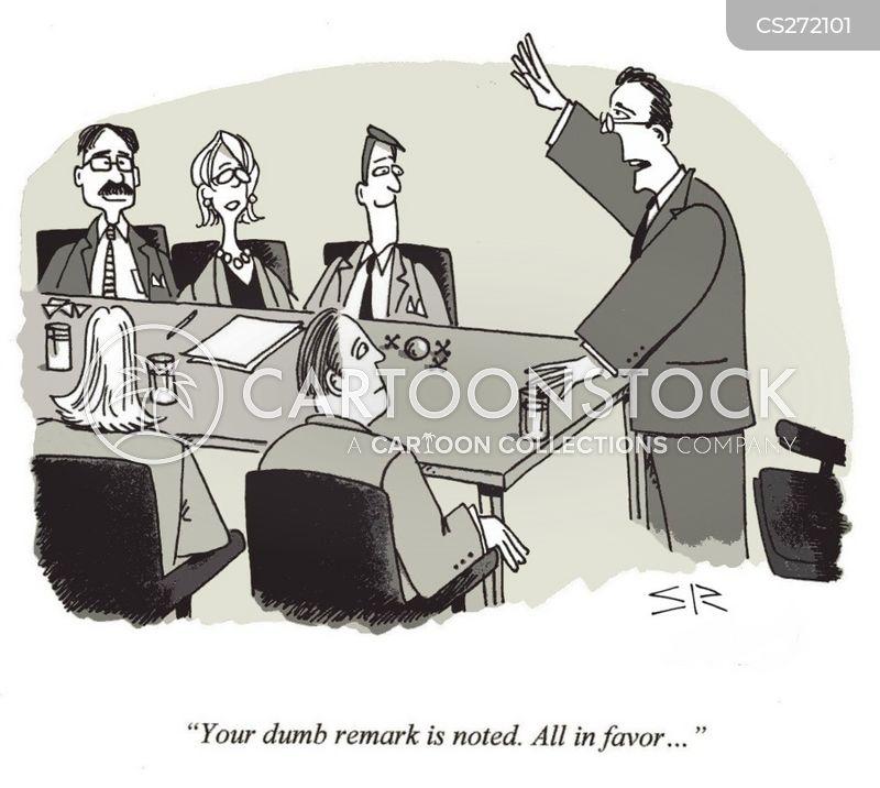 facilitator cartoon