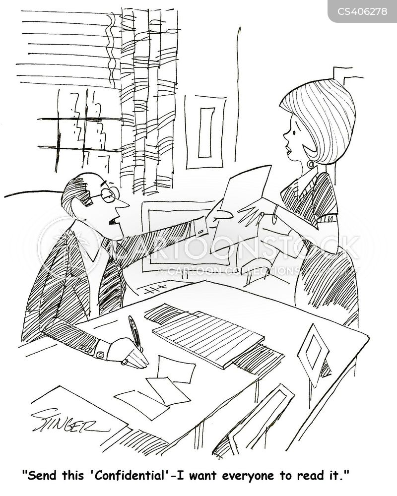 office memo cartoon