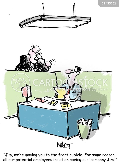 work perk cartoon