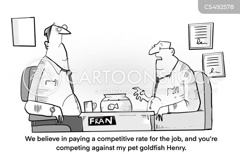 payscales cartoon
