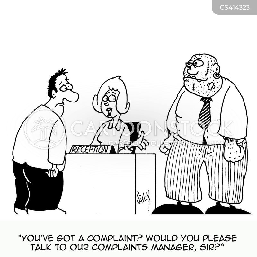 intimidation techniques cartoon