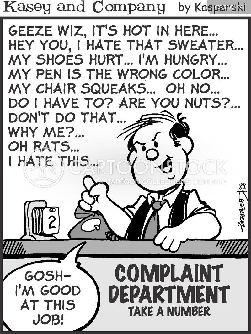 Image result for Customer Service complaints