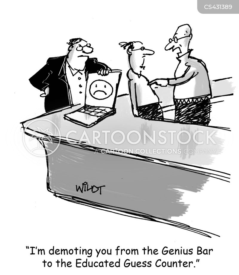 Genius Bar cartoons, Genius Bar cartoon, funny, Genius Bar picture, Genius Bar pictures, Genius Bar image, Genius Bar images, Genius Bar illustration, Genius Bar illustrations