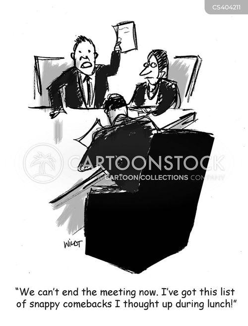 banters cartoon