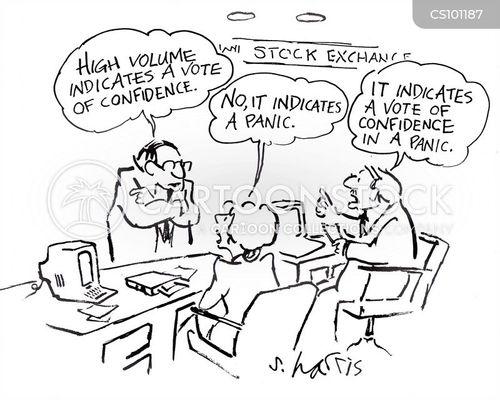 vote of confidence cartoon