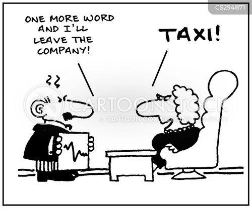 ultimatums cartoon
