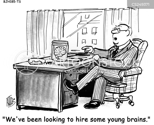 new staff cartoon