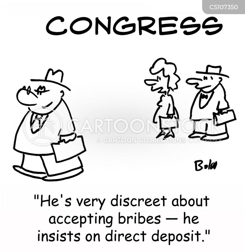 insists cartoon
