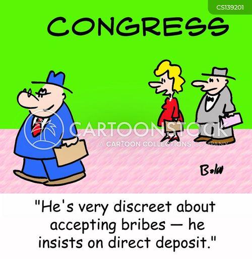 politicans cartoon