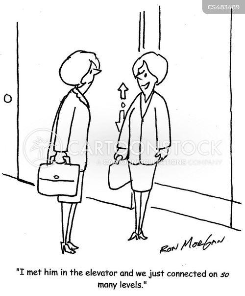 emotional connection cartoon