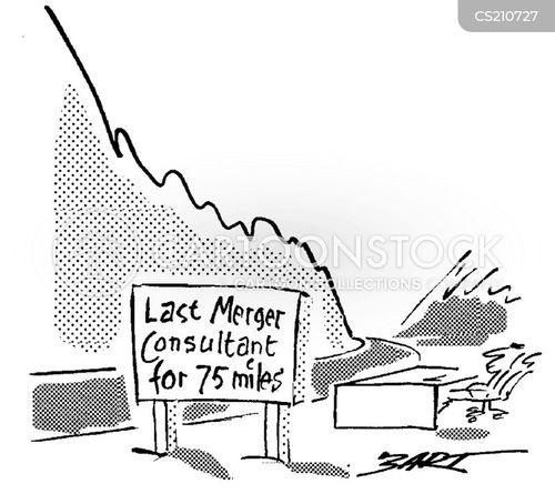 consultancies cartoon