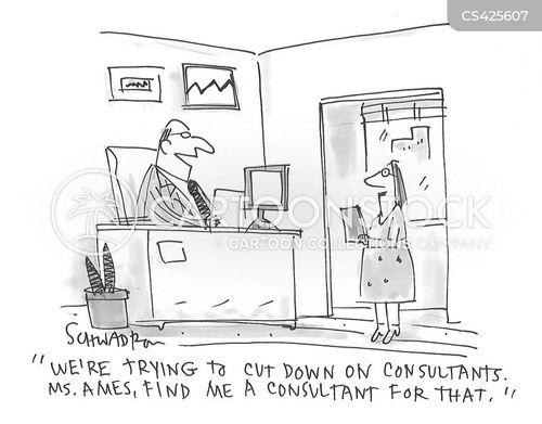 economizes cartoon