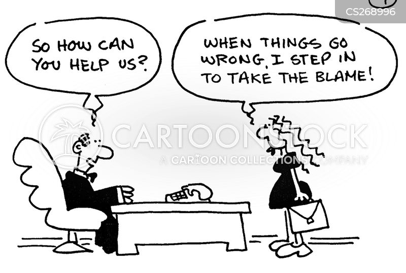 wrong decision cartoon