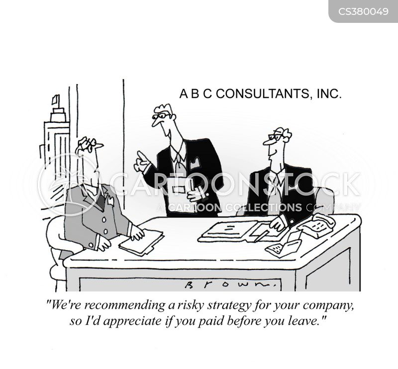 Corporate Strategy Cartoons and Comics - funny pictures from ...
