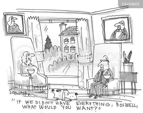 income gap cartoon