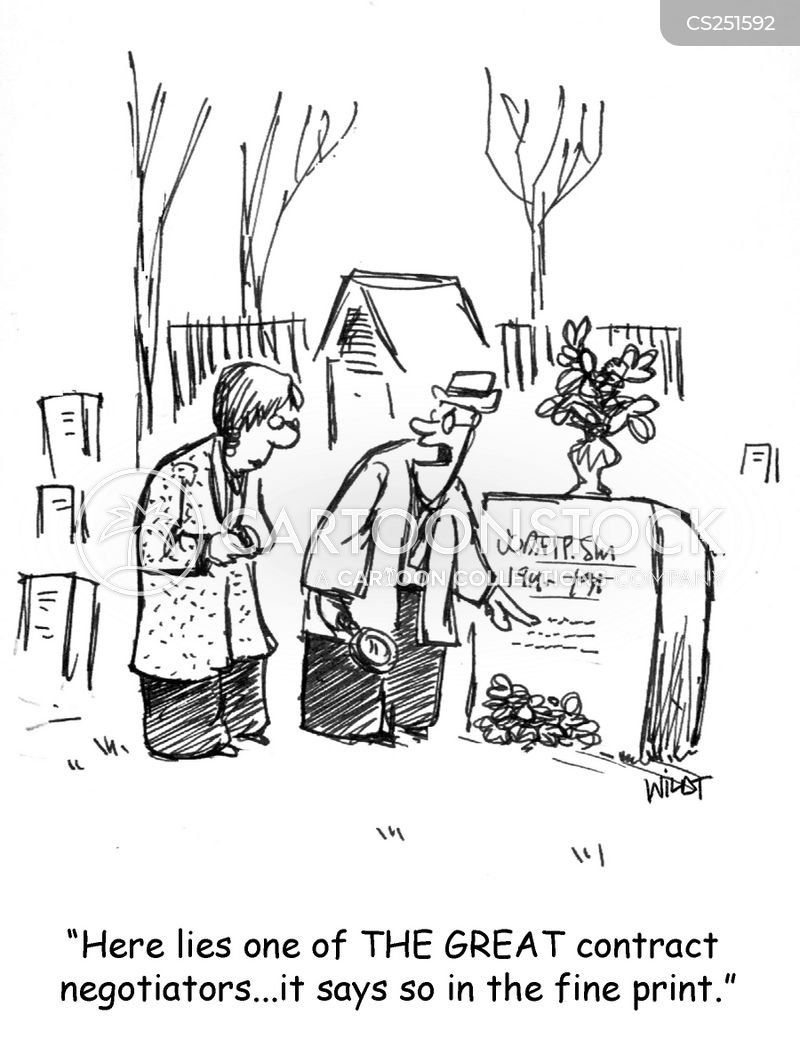 fine prints cartoon