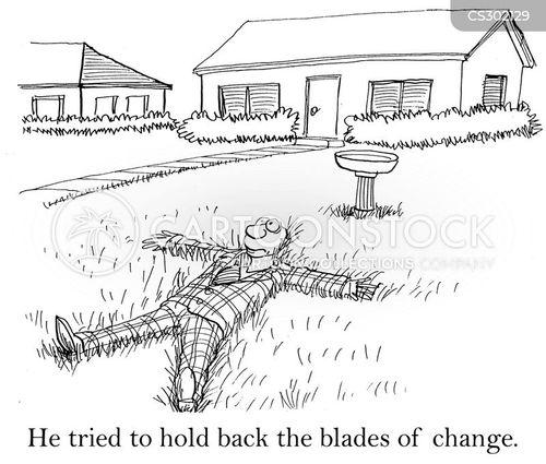 sit-ins cartoon