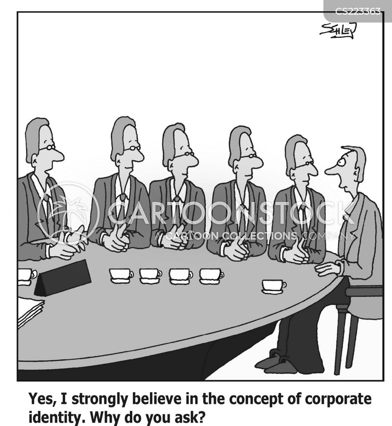 Corporate Identity Cartoons And Comics Funny Pictures