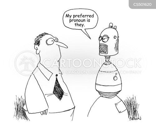 pronouns cartoon
