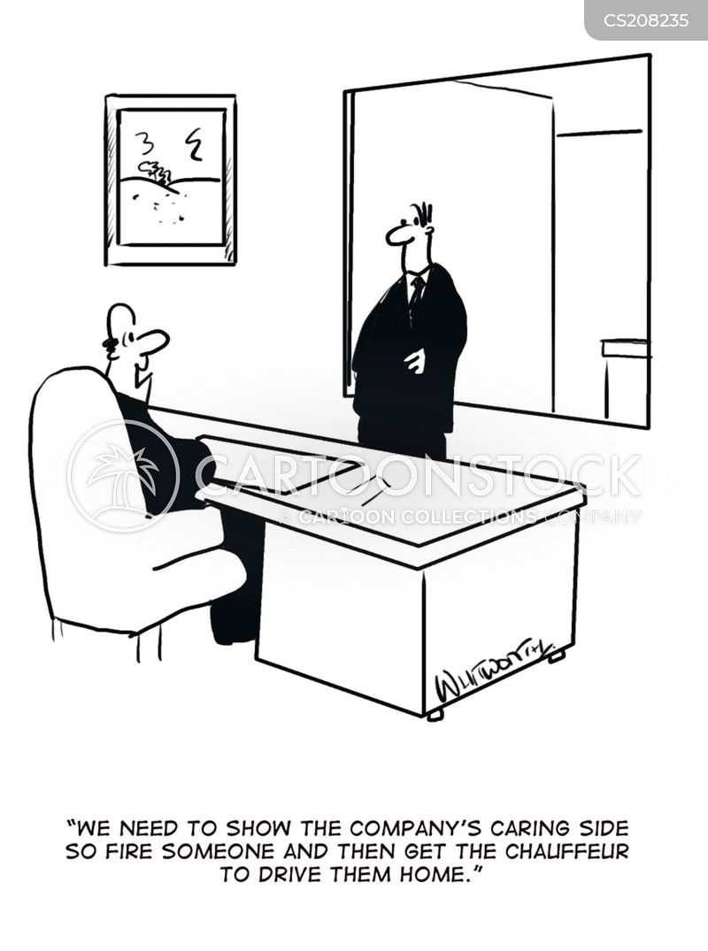 employee employer relations cartoon