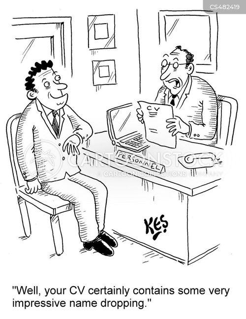 office. cartoon
