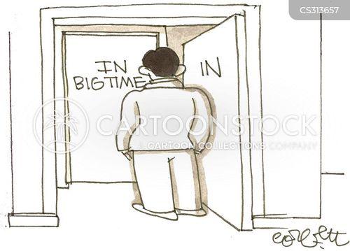 business oppotunities cartoon
