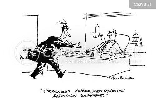 repute cartoon